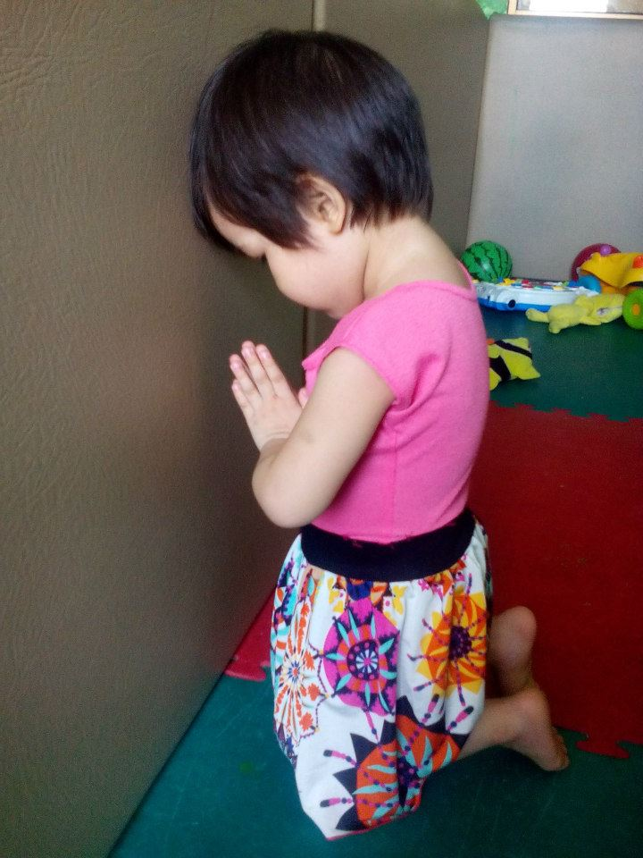 Praying time